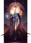 Hel ~ Norse Gods and Goddesses