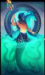 Poseidon ~ Greek Gods