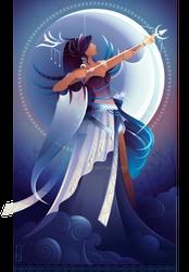 Artemis ~ Greek Mythology