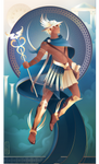 Hermes ~ Greek Mythology