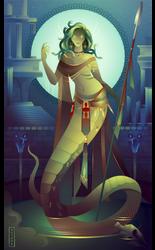 Medusa ~ Greek Mythology