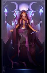 Hecate ~ Greek Mythology