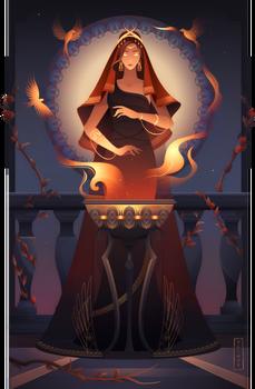 Hestia ~ Greek Mythology