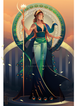 Hera ~ Greek Mythology