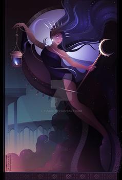Nyx ~ Greek Mythology