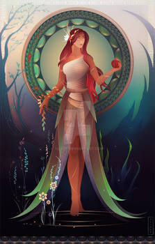 Persephone ~ Greek Mythology