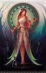 Persephone ~ Greek Mythology