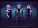 The Moirai ~ Greek Mythology