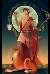 Dionysus ~ Greek Mythology