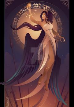 Eris ~ Greek Mythology
