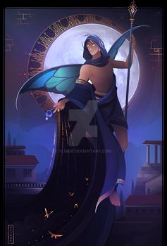Morpheus ~ Greek Mythology