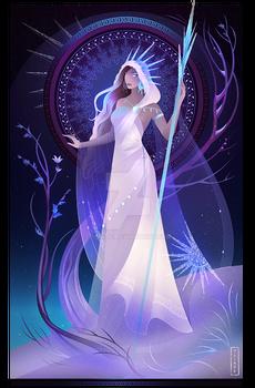 Khione ~ Greek Mythology