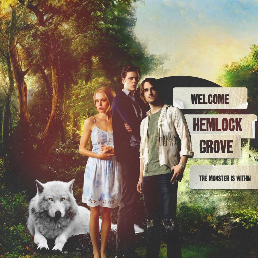 HEMLOCK GROVE by ORLOVAkrap