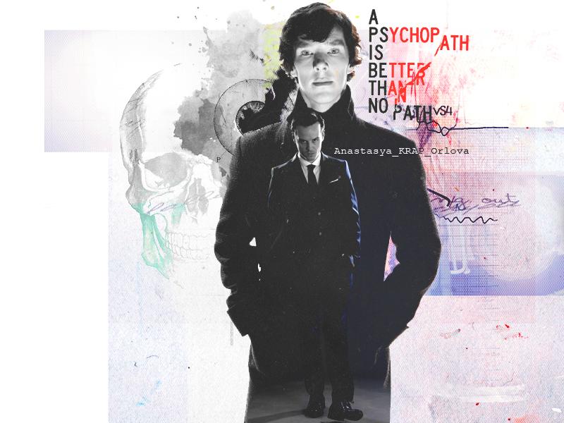 Sherlock by ORLOVAkrap