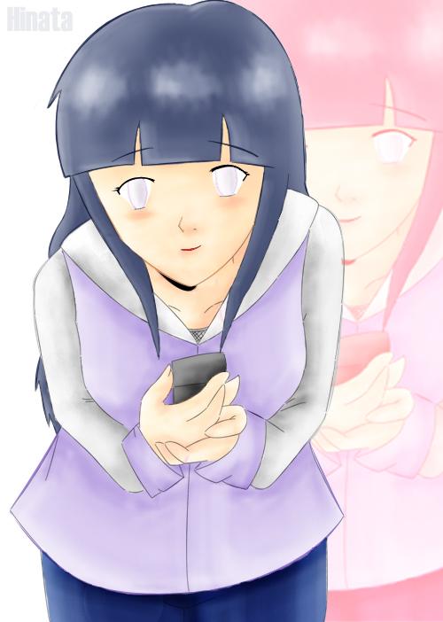 Hinata - are you ok? - color by Hinata-Uzumaki