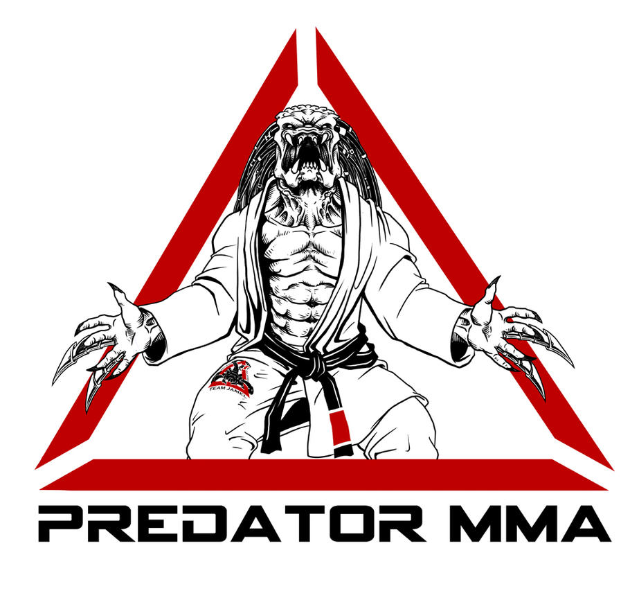 Logo/ Shirt design for Predator MMA by TENMAO