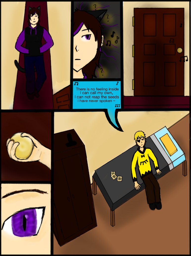 gravity falls comic i will continue on part 1 by binxdiangelo on