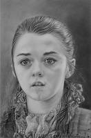 Arya Stark, from Game of Thrones