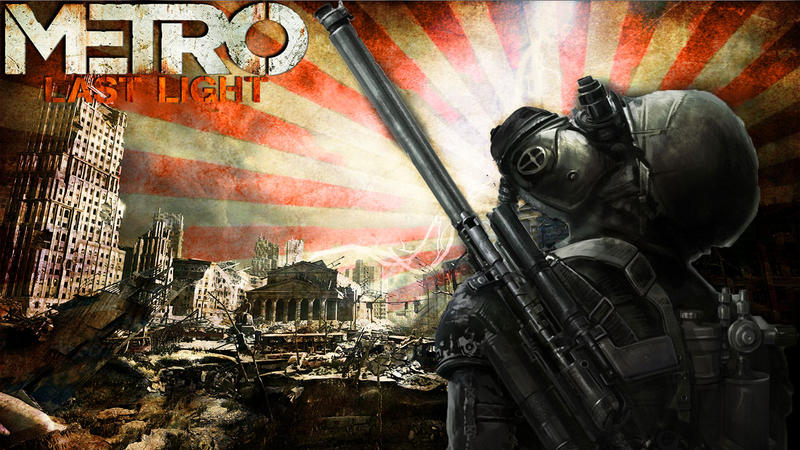 Metro Last Light Thumbnail Wallpaper By CrackarzTheCat