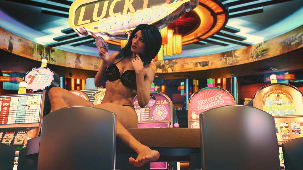 Hit the jackpot by jambek
