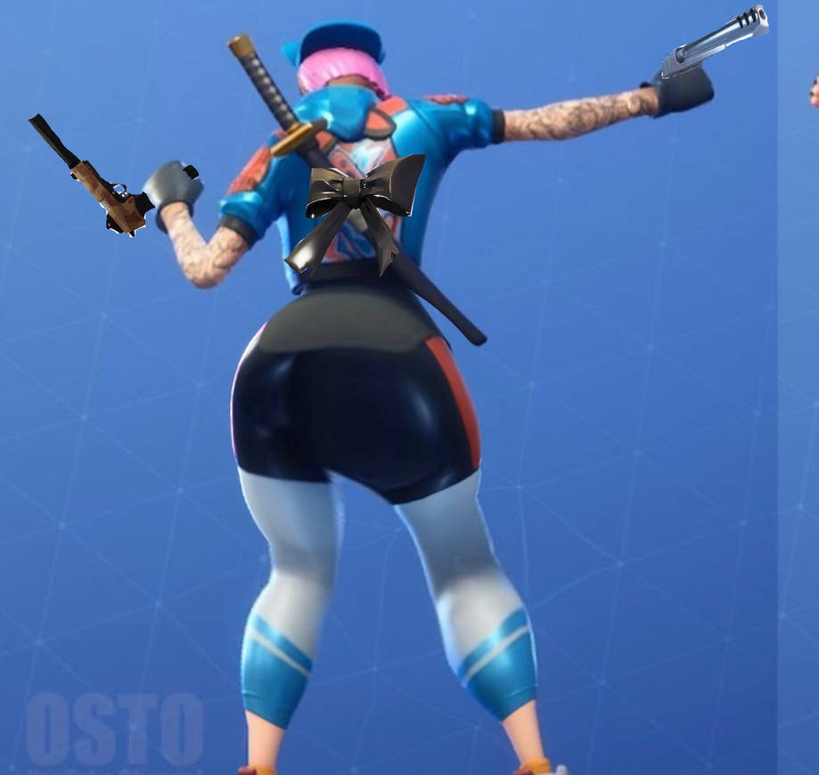 Thicc Lynx Fortnite By Thickdrawer On Deviantart