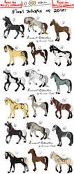 Horse mega adopts -OPEN- by jigsawsADOPTS