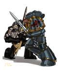 Rivalies among brethren