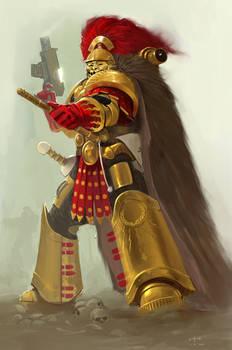 Thunder Warrior Arik Taranis