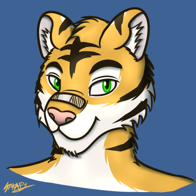 Elric Le Tiger by RoverJack