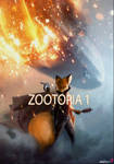 Nick Wilde in Battlefield 1 - crossover