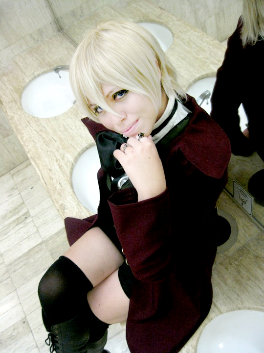 Alois Trancy cosplay 2 by yumipaku
