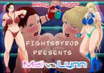 LYNN VS MAI : REVENGE OF THE GYMBRAWL