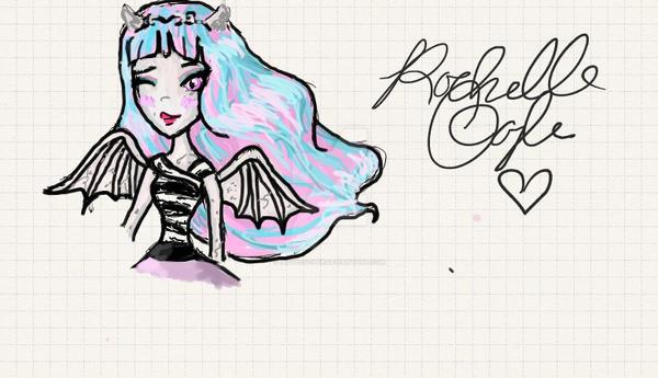 Rochelle by IloveCooper