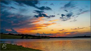 More Zorinsky Sunsets by Tekky2k7