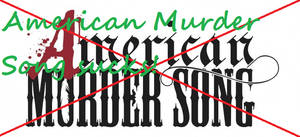 Anti-American Murder Song Stamp by Elite-the-Protector