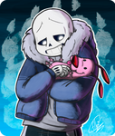 Sans and Courage