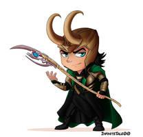 Loki by InfiniteTale00