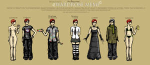 Outfits meme