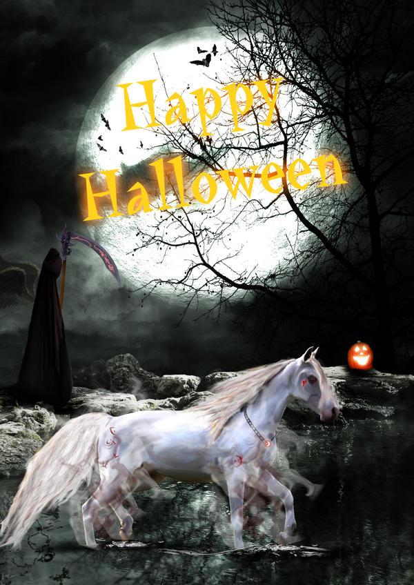 ..::Halloween Death::.. by Darknessunderthemoon