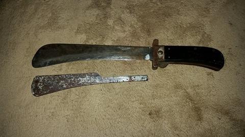 WW2  survival machete, by major-azrael99