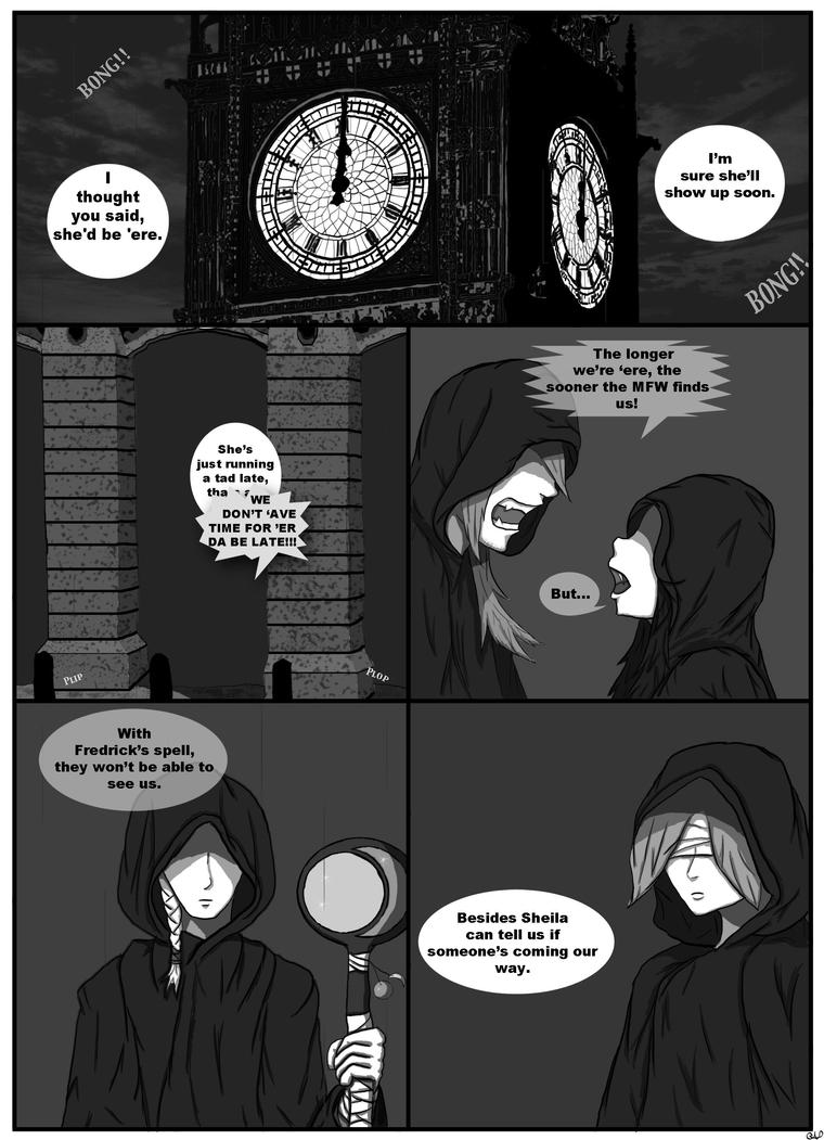 Lost Memories Page 1 by animalgirl314