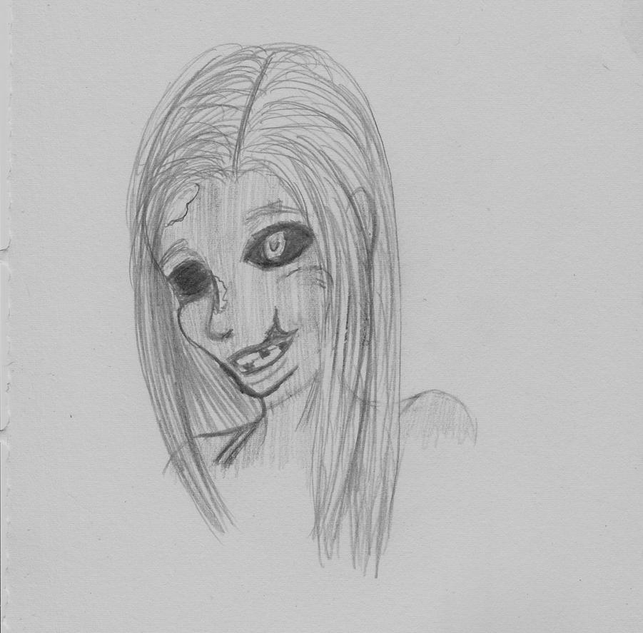 Zombie by animalgirl314