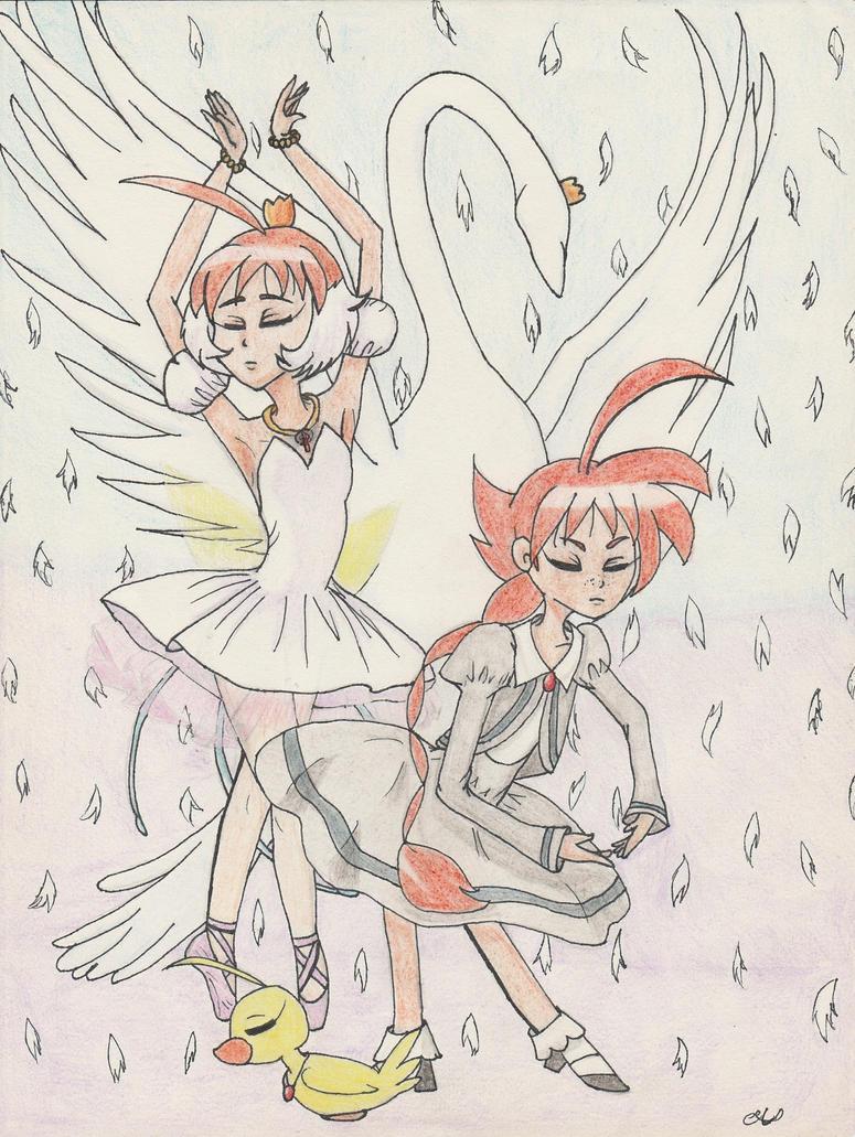 Princess Tutu: Duck by animalgirl314