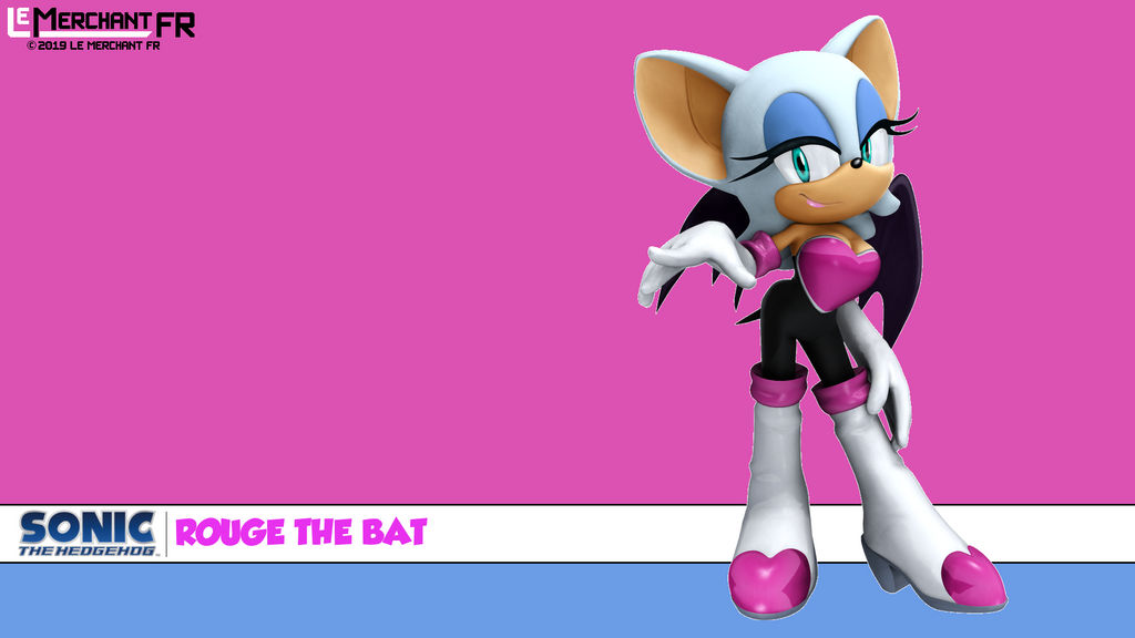 Rouge The Bat Sonic The Hedgehog 2006 By Lemerchantfr On Deviantart