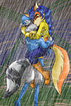 Desperate Rain Kiss