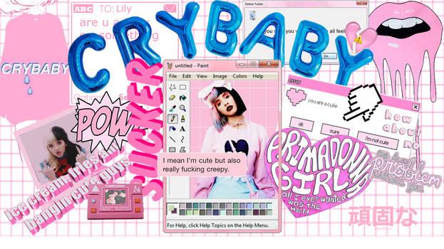 Melanie Martinez Crybaby PC Wallpaper