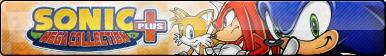 Sonic Mega Collection Plus Button