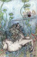 Deep Lurker by LadyVentuswill