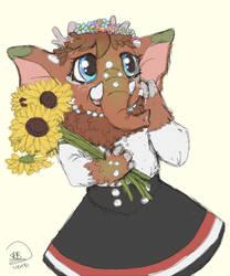 Cute Iris
