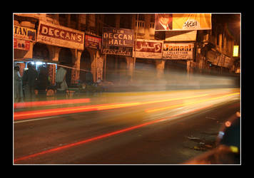 Night Life in India -Hyderabad by isukhan